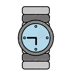 Watch icon imag vector