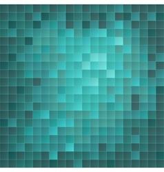 Azure EPS10 mosaic background vector image