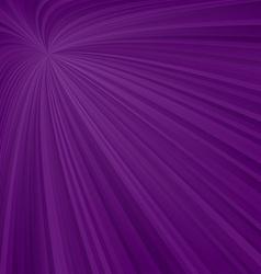 Dark purple abstract ray design background vector