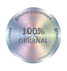 Hologram round1 vector