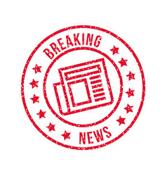 news world flat vector image