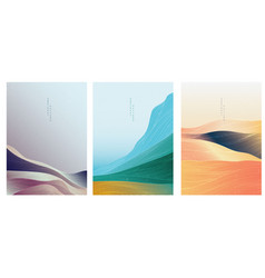 japanese background with line wave pattern vector image