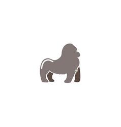 silverback logo vector image