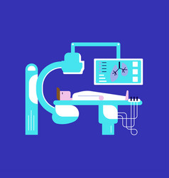 medical equipment icons vector image