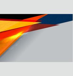 shape grunge vector image