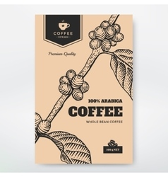 Coffee Packaging Design vector