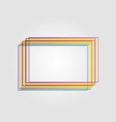 Decorative design element vector