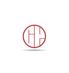 initial letter ck logo template design vector image