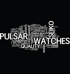 the power of pulsar text background word cloud vector image