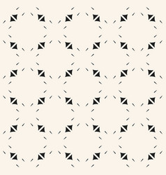 abstract minimalist seamless pattern simple vector image