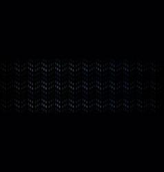 Dark black background abstract geometric pattern vector
