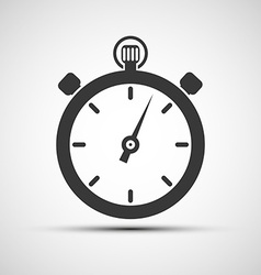 Icons sports stopwatch vector