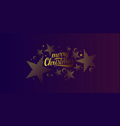template to embed greetings background vector image