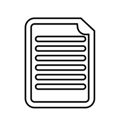 Working papers document design vector