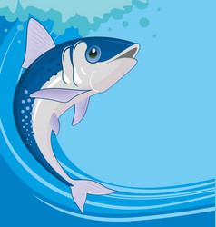 sardine vector image vector image