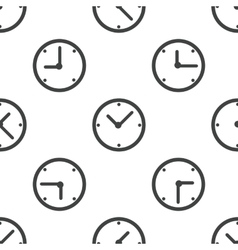 Clock pattern vector image