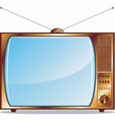 tv render vector image