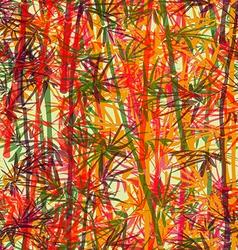 bamboo04 vector image