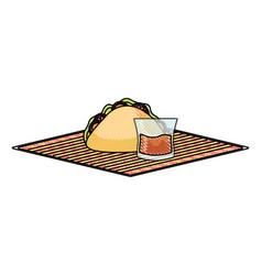 picnic image vector image