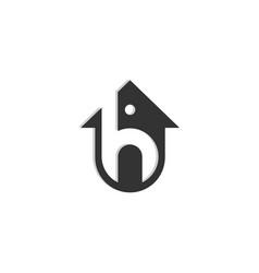 plumbing logo designs vector image