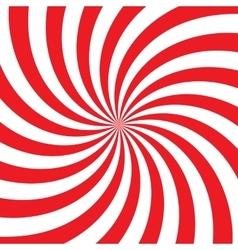 Swirling radial vortex background vector