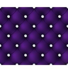 Luxury purple velvet background vector image vector image
