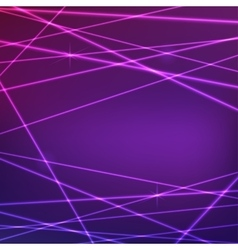Colored abstract background vector image