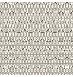 seamless lacy pattern vector image