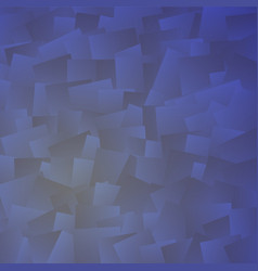 abstract background from geometrical objects vector image
