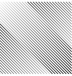 oblique edgy line pattern background vector image