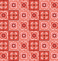 Pattern red vector