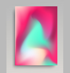 candy colored vertical backdrop vector image