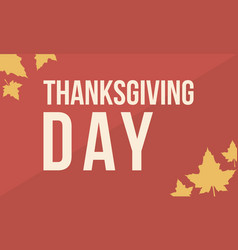 Happy thanksgiving card background collection vector