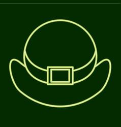 Hat stpatrick s day vector