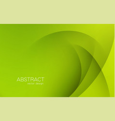 Abstract green colorful background color vector