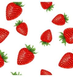 berry cartoon fruit vector image