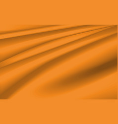 Background template design with orange texture vector
