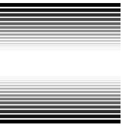 Black and white converging fading lines abstract vector