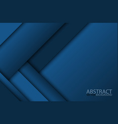 blue modern material design abstract widescreen vector image