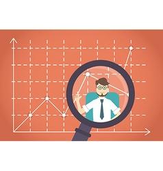 Business development expert business leader vector