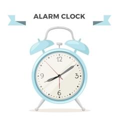 Clock watch alarm icon vector image