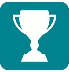 Cup Trophy vector image