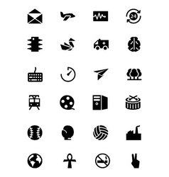 Universal Web and Mobile Icons 12 vector image