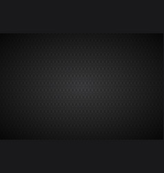 black abstract background with rectangles modern vector image
