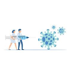 Virus-vaccine vector