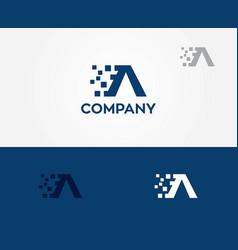 A b logo vector