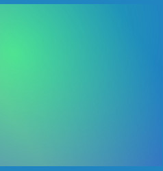 Colorful abstract gradient background - green and vector