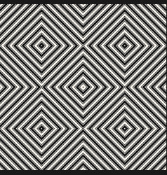 squares seamless pattern simple striped lines vector image
