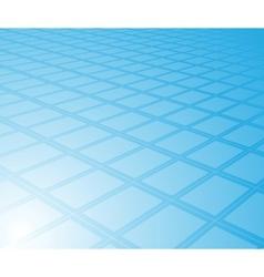 blue high-tech digital background vector image
