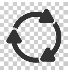 rotate cw icon vector image